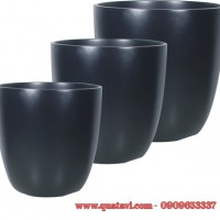 composite flower pots