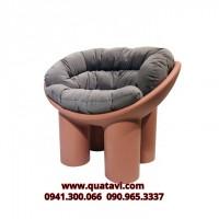 fiberglass armchair eames