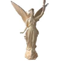 FIBERGLASS GODDESS/ ANGEL STATUE LAMP