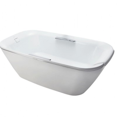 FIBERGLASS MASSAGE BATHTUB