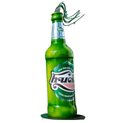 FIBERGLASS BEER BOTTLED  MODEL