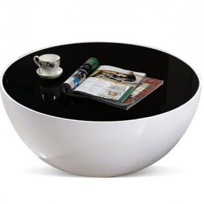 Fiberglass  round table for living room