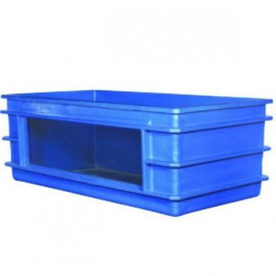 Fiberglass aquaculture tanks