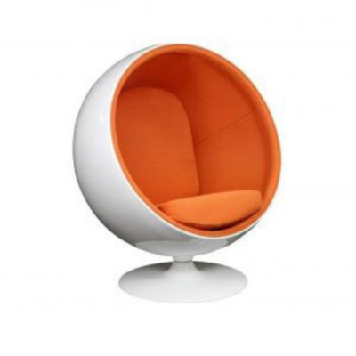FIBERGLASS BALL CHAIRS