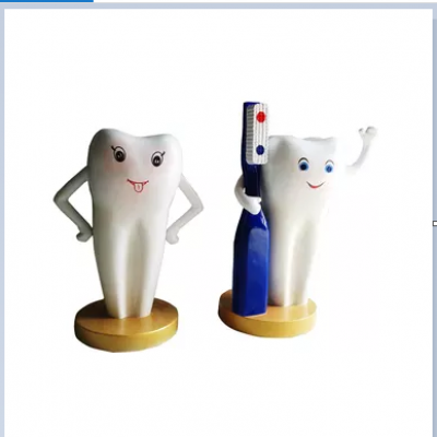 CUSTOMIZE SIZE FIBERGLASS LARGE TEETH MODEL