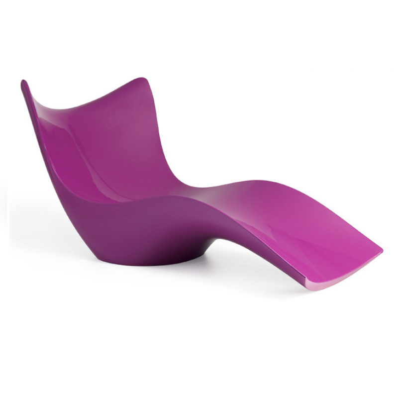 FIBREGLASS  OUTDOOR SUN LOUNGERS