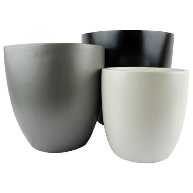 COMPOSITE FLOWER POTS FOR LANDSCAPE DECORATION