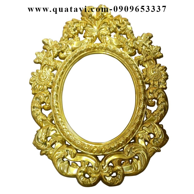 Unique Baroque Period Mirror