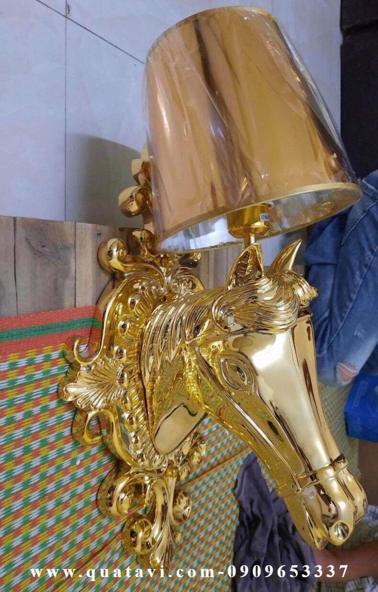 fiberglass Horse lamp, Western Horse Table Lamp, big horse lamp, Casa Padrino Luxury Floor lamp 'Horse'.